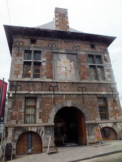 museo arqueológico de Namur