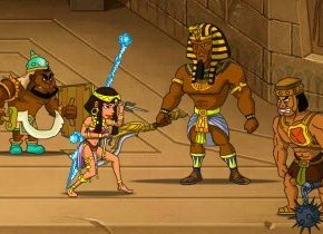 Egyptian tale game hacked