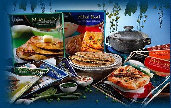 Indian Kohinoor Foods Frozen
