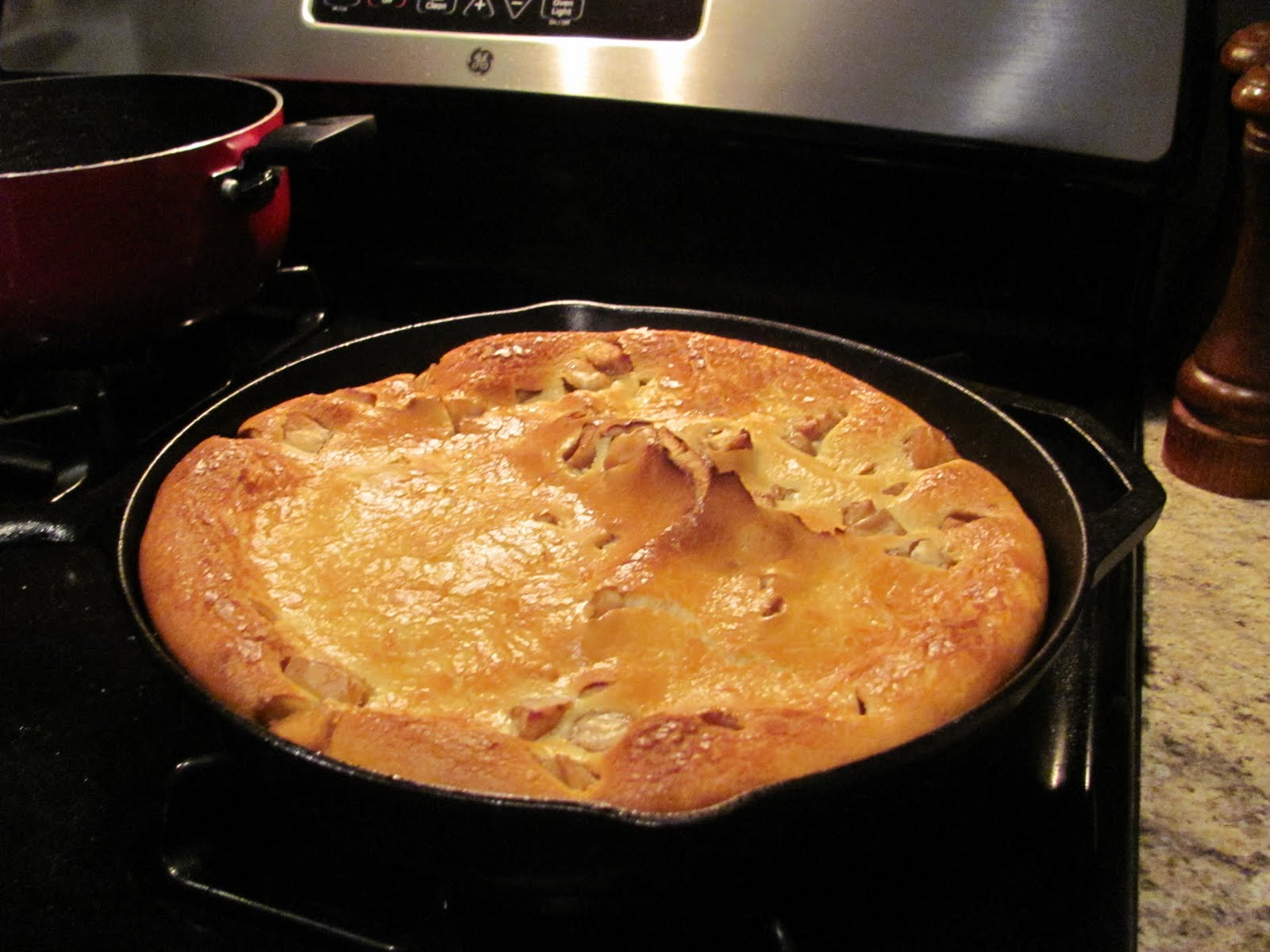 America S Test Kitchen Dutch Apple Pancake