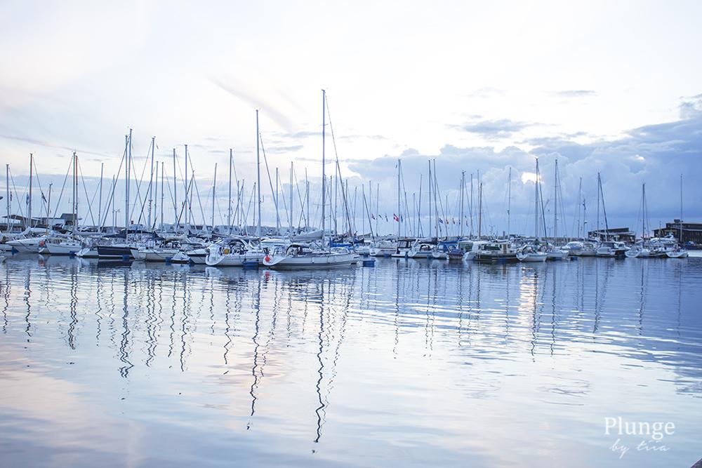 Helsingborg Harbour