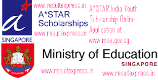 A*STAR Scholarship Online Application
