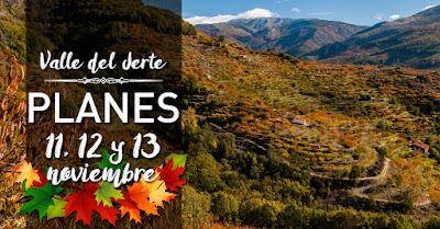 Folclore y setas en la Otoñada este fin de semana (12 y 13 de noviembre)