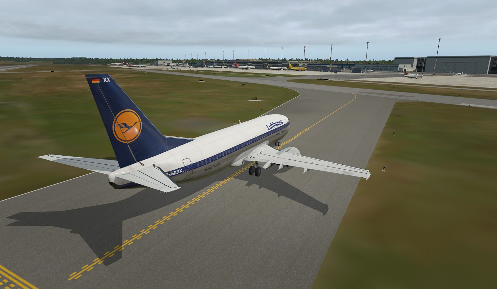 Flying the IXEG again - Recommended Plane