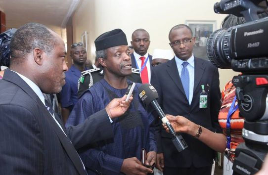 Why We have Not Arrested Goodluck Jonathan – Vice President Osinbajo Opens Up