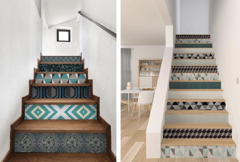 Idee che puoi rubare per decorare le tue scale dettagli home decor