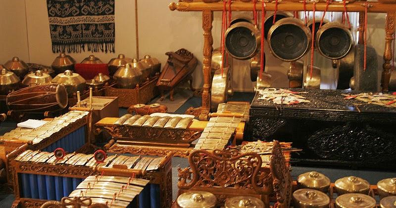 Nama-nama Alat Musik Tradisional Seluruh Daerah di ...