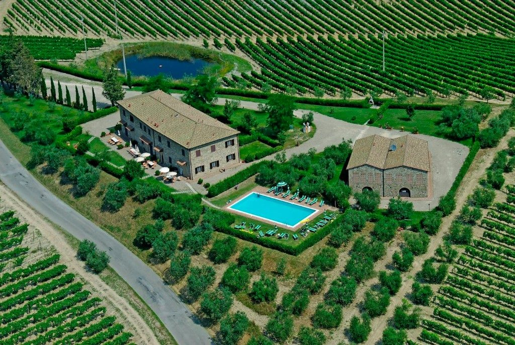 Top 5 Agro Tourism Destination Tuscany, Italy