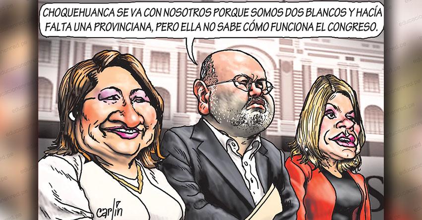 Carlincaturas Martes 20 Agosto 2019 - La República