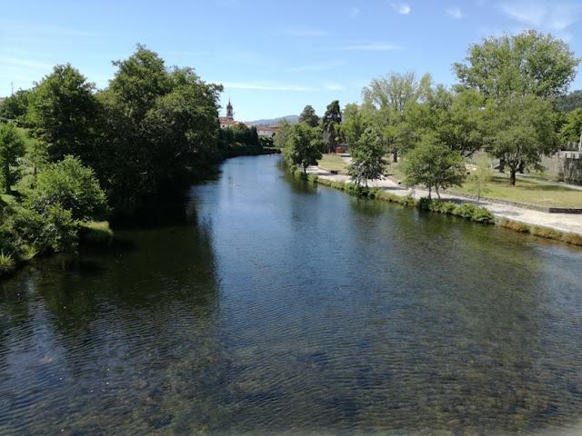 Rio Vez e água Cristalina