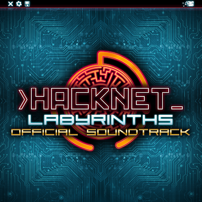 Album Artwork for Hacknet Labyrinths OST