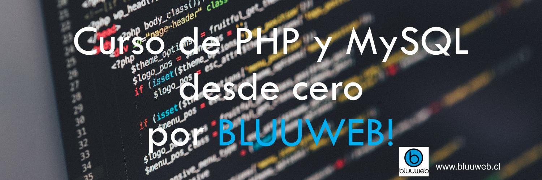 Curso-de-PHP-y-MySQL-desde-cero-por-BLUUWEB
