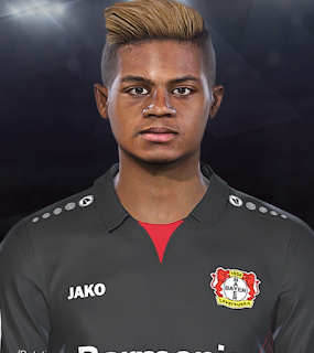 PES 2018 Faces Leon Bailey by Prince Hamiz