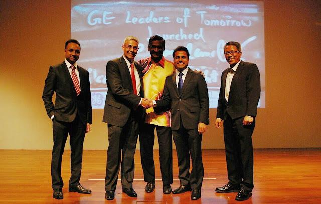 GE Leaders of Tomorrow,