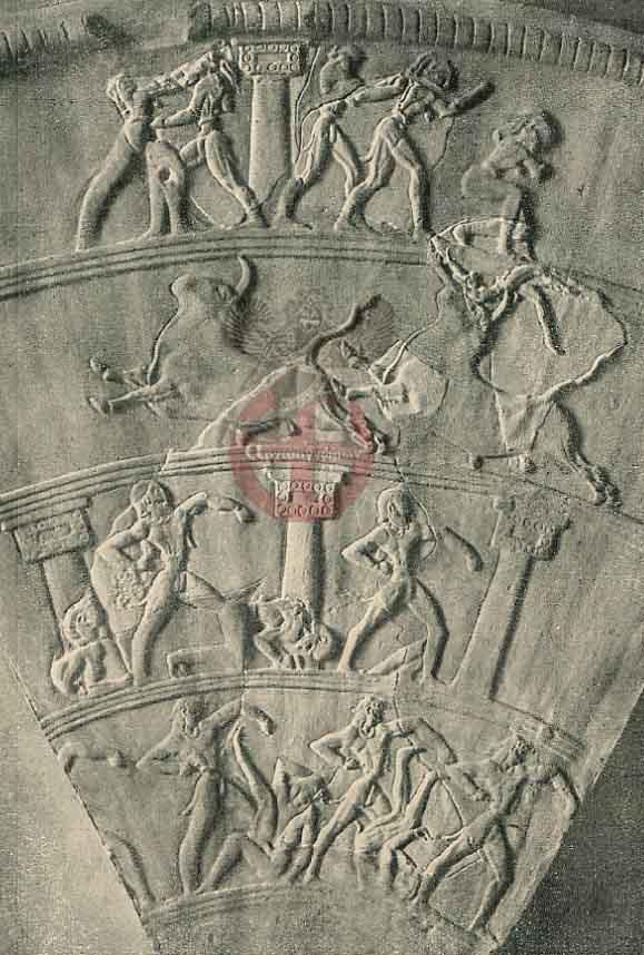 Αποτέλεσμα εικόνας για γνωστό ανάγλυφο Ρυτό της Αγίας Τριάδας