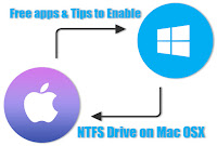 3 Easy Ways to Read/Write NTFS Drive in Mac OSX With Free Application