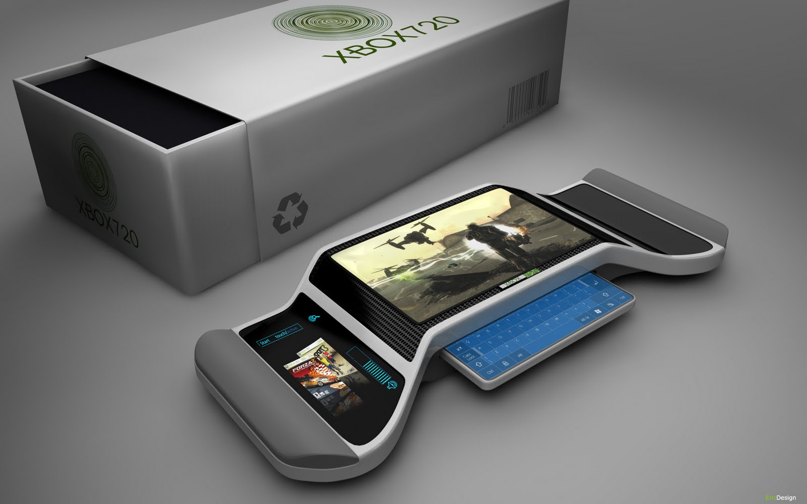 Top Games Coming Out!: Xbox 720? Ideas and Designs