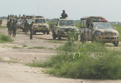 4 soldiers helping boko haram