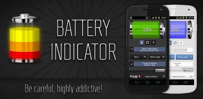 Battery Indicator Percentage APK
