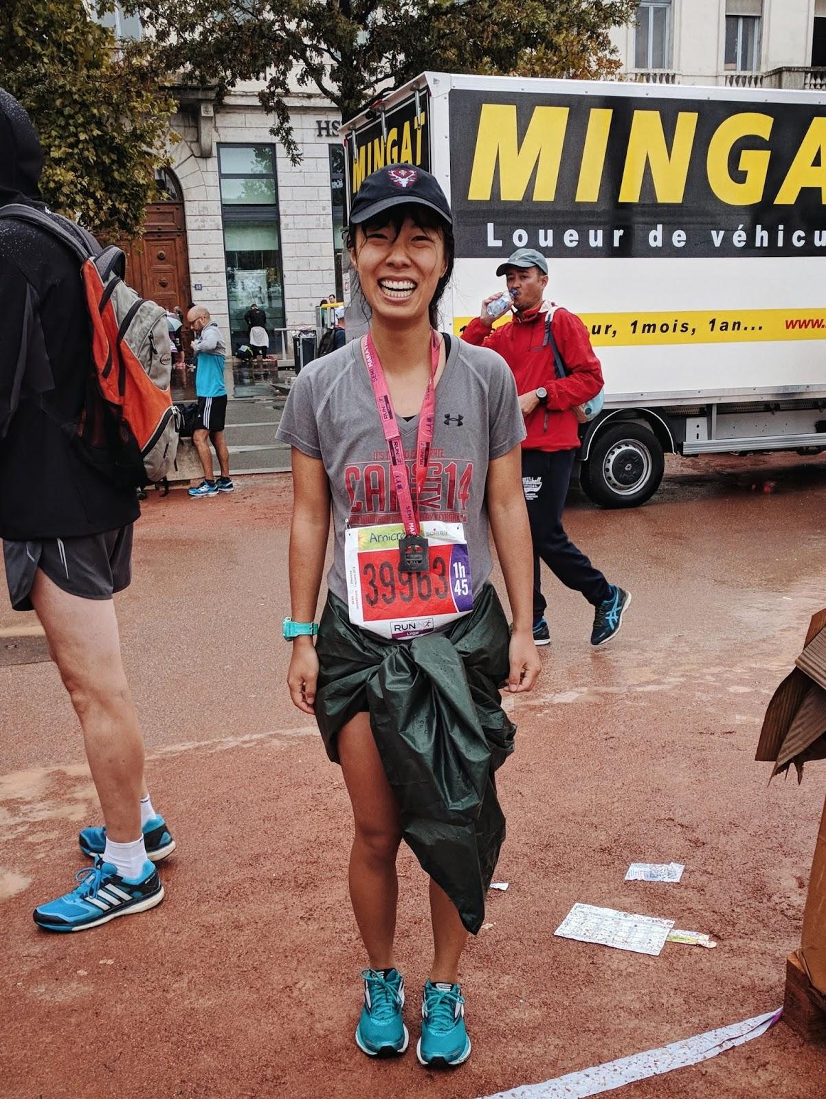 lyon half marathon 2018