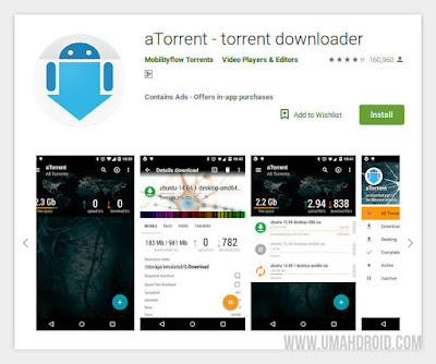 aTorrent Downloader Android