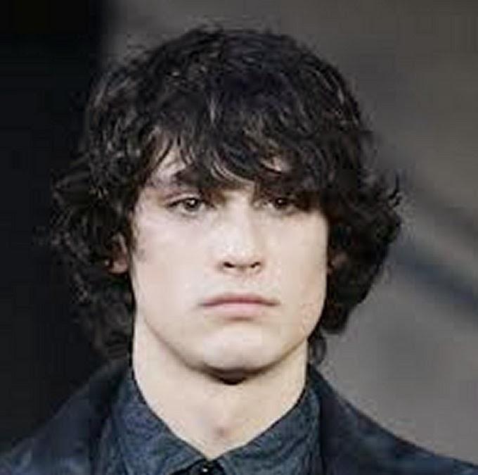 Wondrous Hairstyles For Men With Curly Hair Men Hair Short Hairstyles Gunalazisus