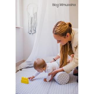 blog mimuselina rulo de gateo fomento gatear niños