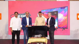 Shawmi will now be the only Indian to launch the Mi LED TV