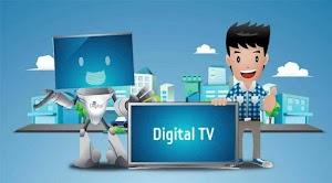 Chanel / Kanal Siaran TV Digital di daerah Bandung, Cimahi & Sekitarnya tahun 2018