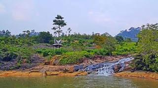 air terjun sungai gamuruah