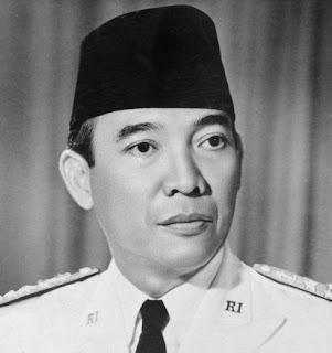 Foto Presiden Sukarno / Catatan Adi