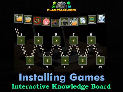 Инсталиране на Игри
