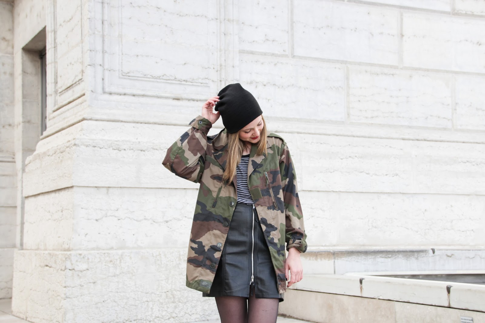 Look mix and match blogueuse lyonnaise