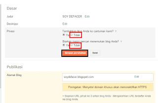 Cara Membuat Blogspot Digunakan Menjadi Email