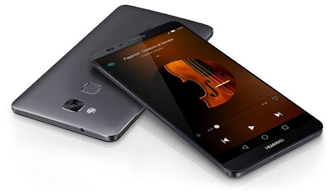 Dengan Kamera Ganda Leica dan RAM 4 GB, Huawei Rilis Android Mate 9