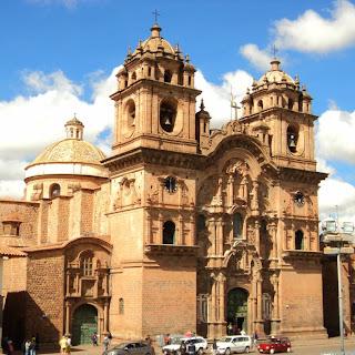Iglesia de la Compañía de Jesus, Cusco