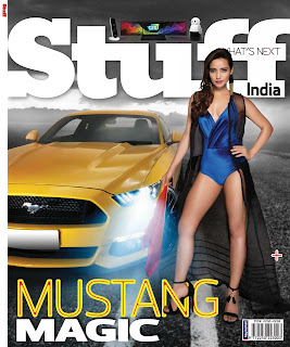 Neha Sharma for Stuff Magazine February 2017 Issue Stunning Pics