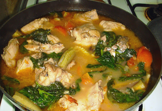 How to Cook Sinampalukang Manok