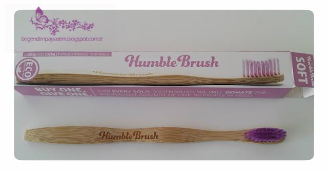 Humble Brush diş fırçası
