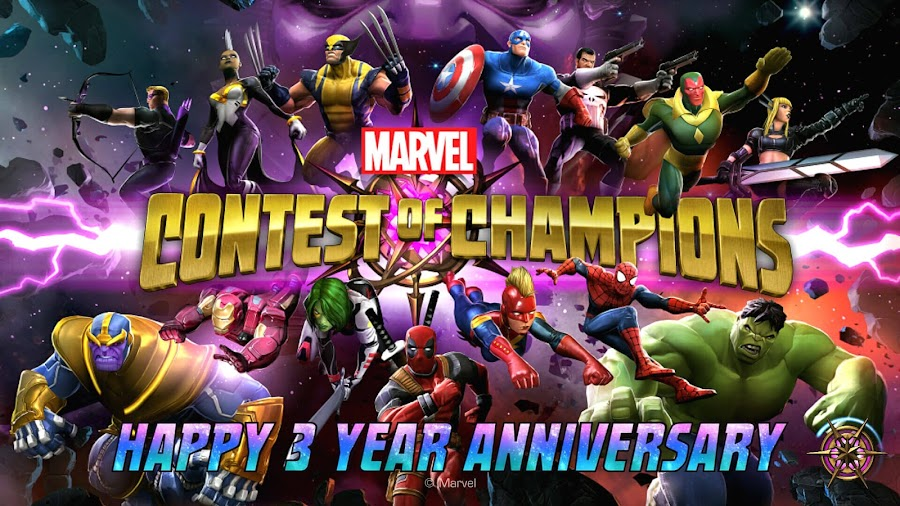 marvel contest of champions kabam