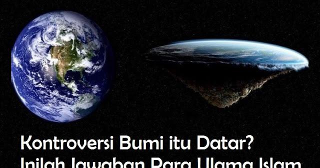 Teori Bumi Datar, Keyakinan Resmi Gereja Eropa Sebelum Tahun 1600-an M
