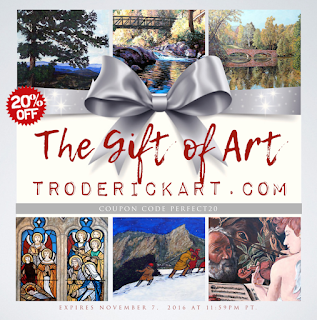 The Gift of Art by Boulder artist Tom Roderick