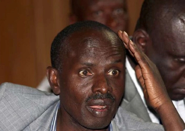 Of Wilson Sossion And His Unwillingness To Let Go