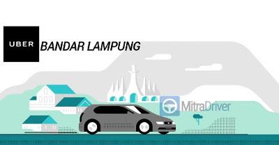 Alamat Kantor Uber di Lampung