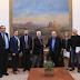 Συνάντηση με το Δ.Σ. του Σώματος Ελλήνων Προσκόπων