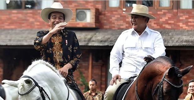 Puan Buka Duet Jokowi-Prabowo, Ini Komentar Gerindra