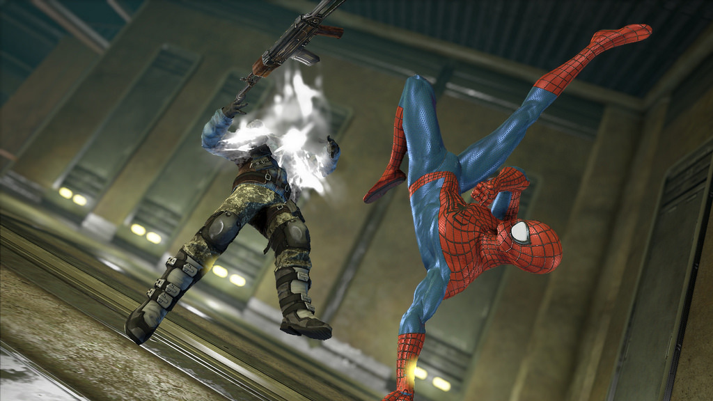 spider man 2  free game