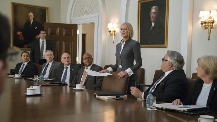 Claire Hale protagoniza la sexta entrega de 'House of Cards'