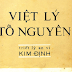 Việt Lý Tố Nguyên - Kim Định