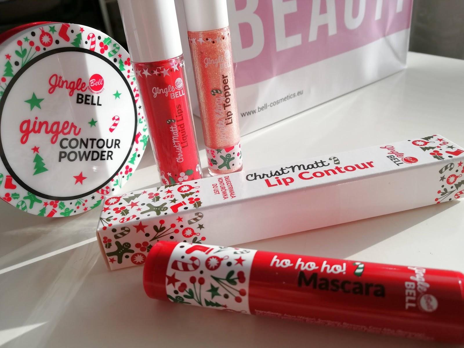Jingle BELL - świąteczna kolekcja kosmetyków pachnących pierniczkami